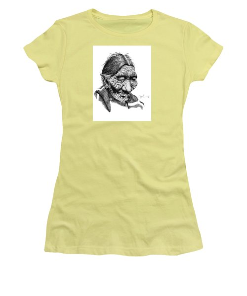 First 100 Years Women's T-Shirt (Athletic Fit)