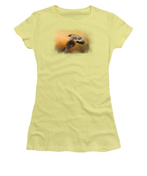 First Flight Women's T-Shirt (Junior Cut)