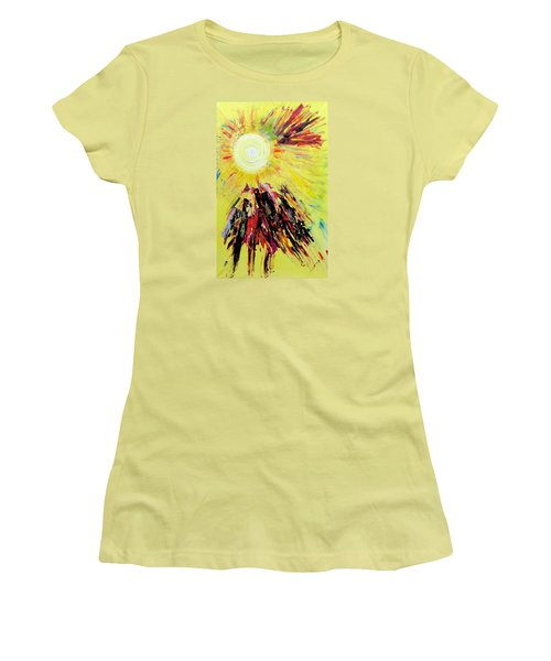 First Sun Women's T-Shirt (Athletic Fit)