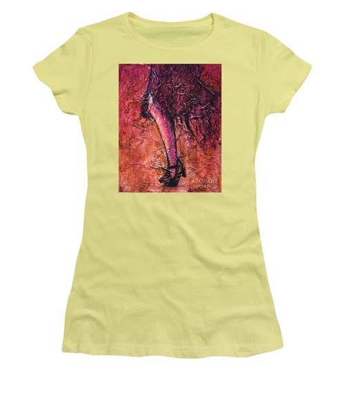 Flapper Women's T-Shirt (Athletic Fit)