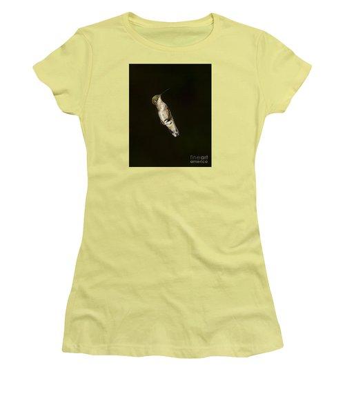 Flaps Down Women's T-Shirt (Junior Cut) by Barbara Bowen