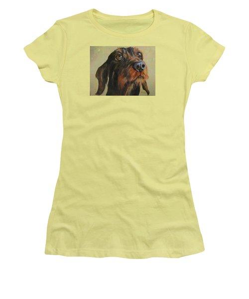 Flavi Women's T-Shirt (Athletic Fit)