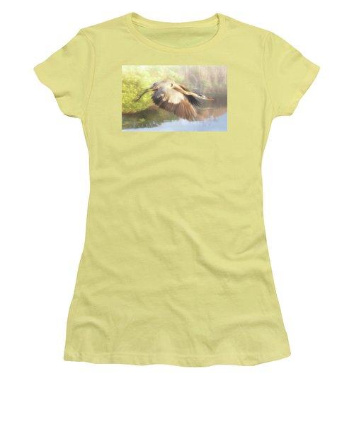 Flight Women's T-Shirt (Athletic Fit)