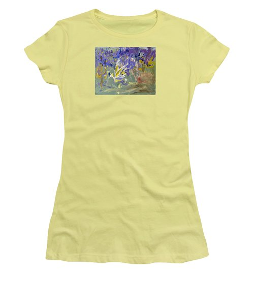 Flight Of Dreams Women's T-Shirt (Athletic Fit)
