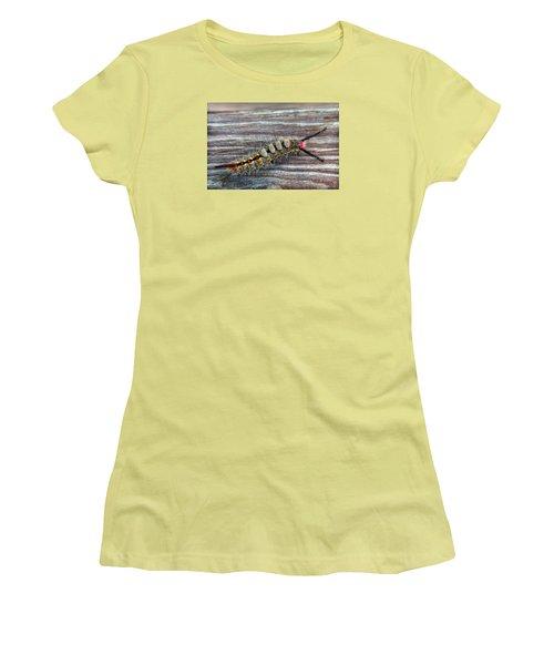 Florida Caterpillar Women's T-Shirt (Junior Cut)