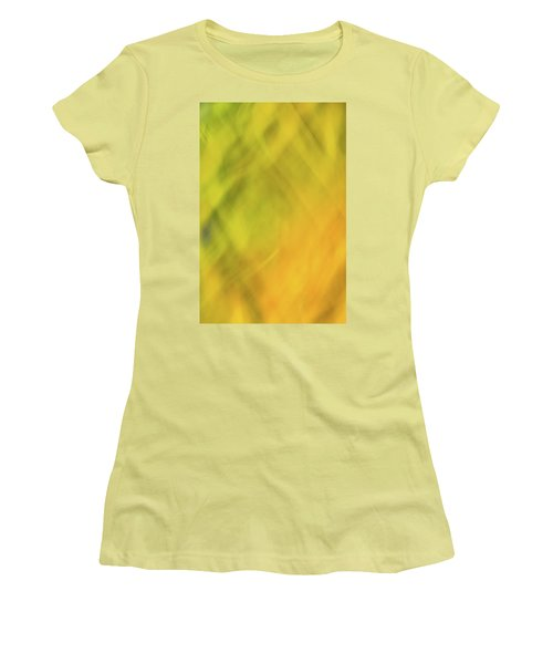 Flower Of Fire 1 Women's T-Shirt (Athletic Fit)