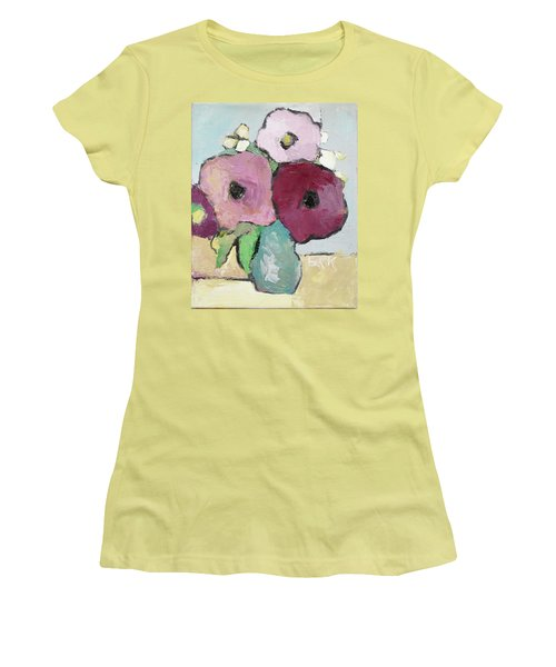 Flowers 1601 Women's T-Shirt (Athletic Fit)