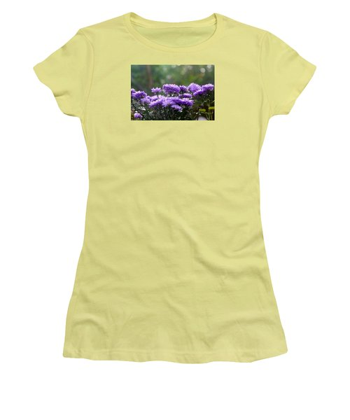 Flowers Edition Women's T-Shirt (Athletic Fit)