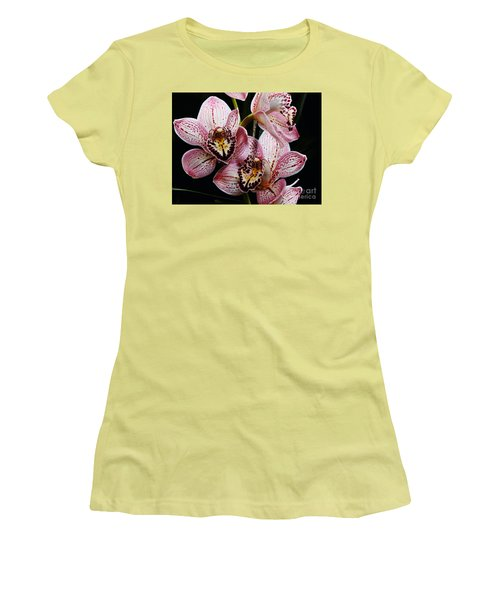 Flowers Of Love Women's T-Shirt (Athletic Fit)