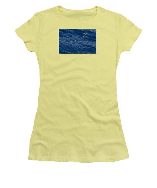 Flyer Women's T-Shirt (Junior Cut) by  Newwwman