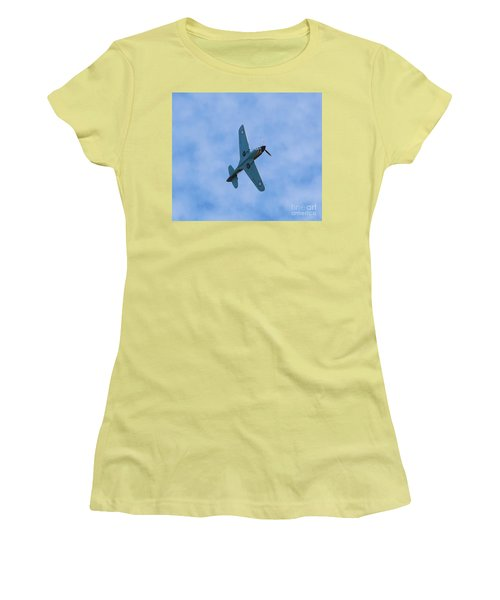 Flying Tiger 3 Women's T-Shirt (Athletic Fit)