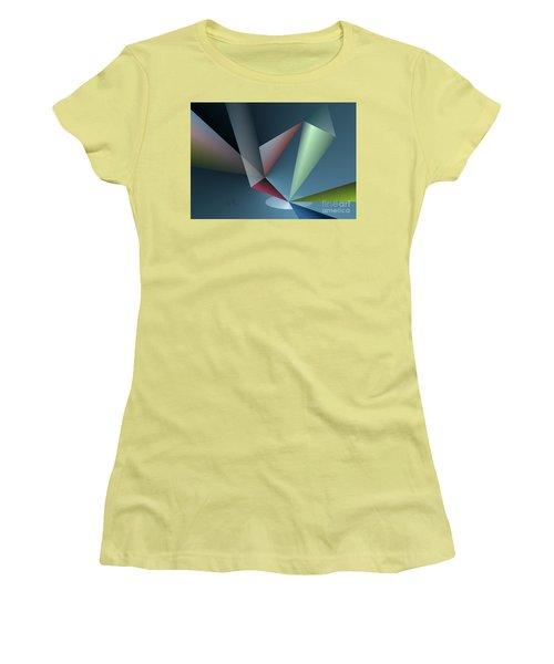 Focus Women's T-Shirt (Junior Cut) by Leo Symon