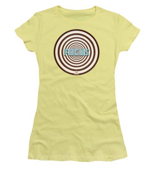 Focus Women's T-Shirt (Junior Cut) by Phil Perkins