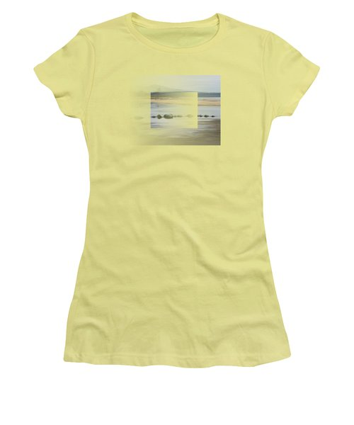 Foggy Day Women's T-Shirt (Athletic Fit)
