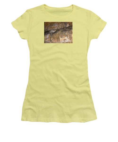 Force Of Nature Women's T-Shirt (Athletic Fit)