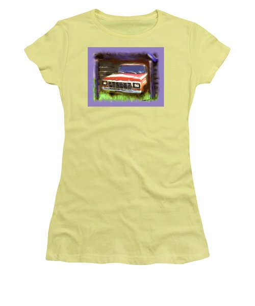 Ford F150 Women's T-Shirt (Athletic Fit)