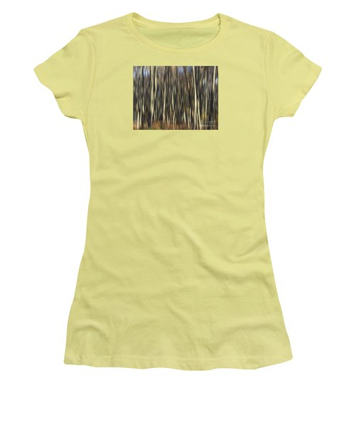 Forest For The Trees Women's T-Shirt (Athletic Fit)