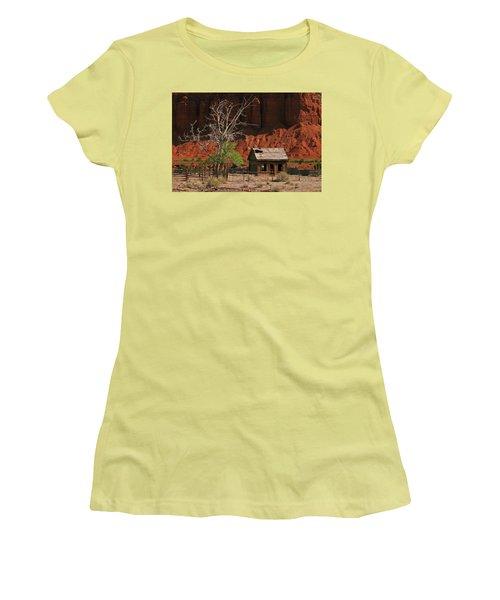 Forgotten - 365-129 Women's T-Shirt (Junior Cut) by Inge Riis McDonald