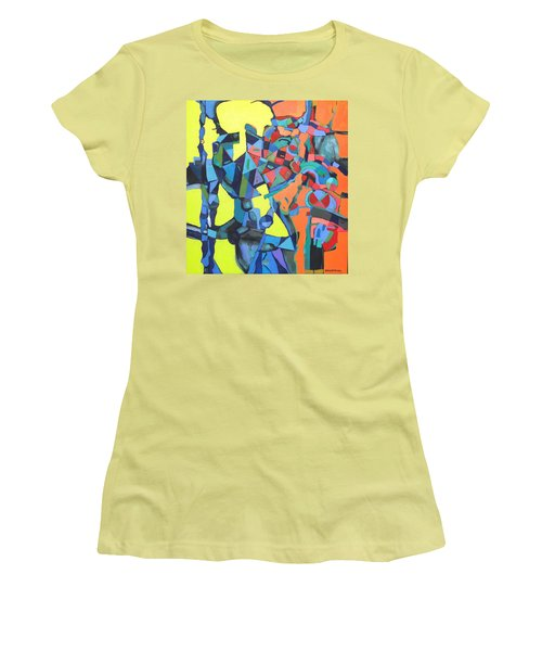 Forgotten Memories Of Broken Promises Women's T-Shirt (Junior Cut) by Bernard Goodman