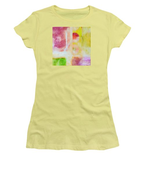 Four Corners Women's T-Shirt (Junior Cut) by William Wyckoff