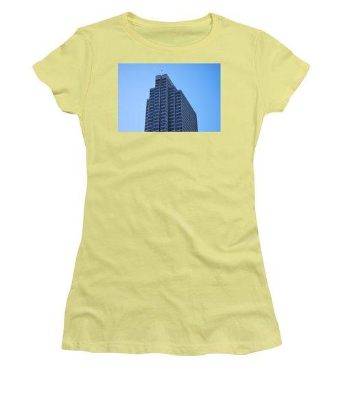 Four Embarcadero Center Office Building - San Francisco Women's T-Shirt (Athletic Fit)