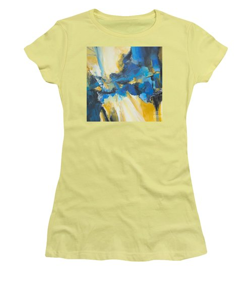 Fragments Of Time Women's T-Shirt (Junior Cut) by Glory Wood