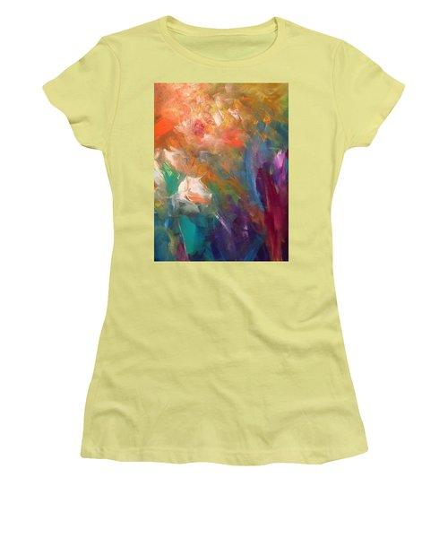 Fragrant Breeze Women's T-Shirt (Athletic Fit)