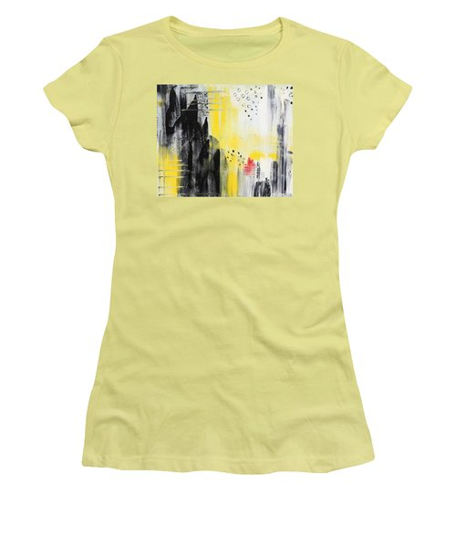 Freedom Women's T-Shirt (Junior Cut) by Sladjana Lazarevic