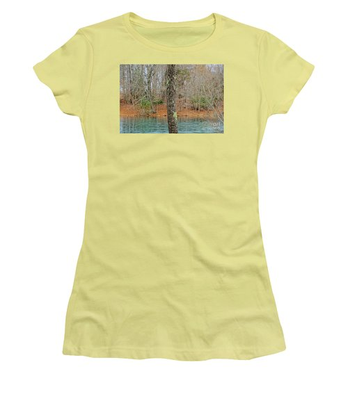 Freeze Frame Women's T-Shirt (Athletic Fit)