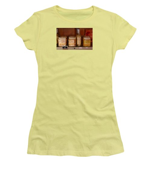 Women's T-Shirt (Junior Cut) featuring the photograph French Scent by Richard Patmore