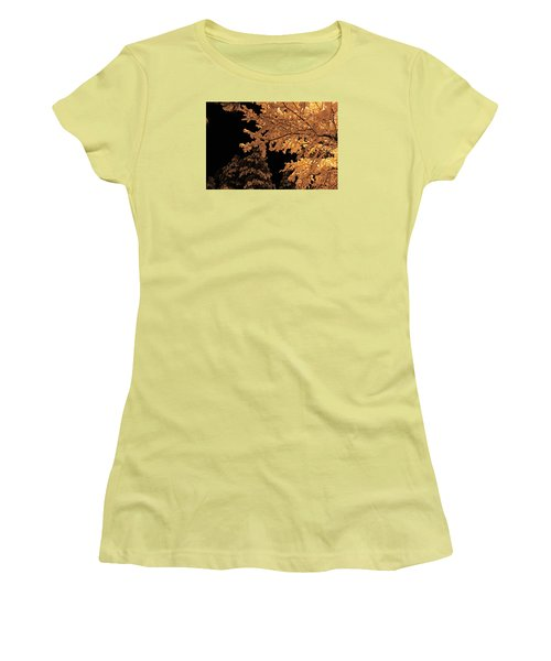 Fresh Cloak Women's T-Shirt (Junior Cut) by Gary Kaylor