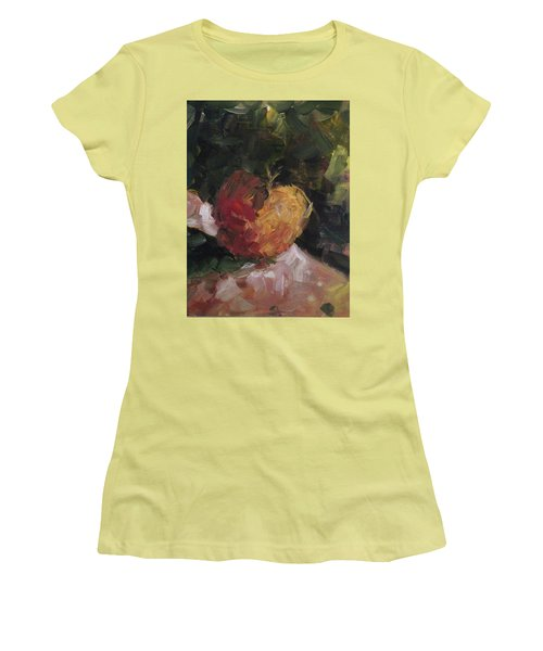 Fresh Women's T-Shirt (Junior Cut) by Roxy Rich