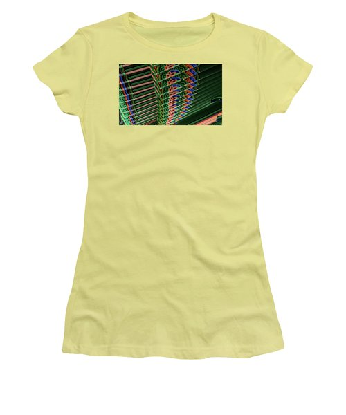 Friendship Bell Women's T-Shirt (Athletic Fit)