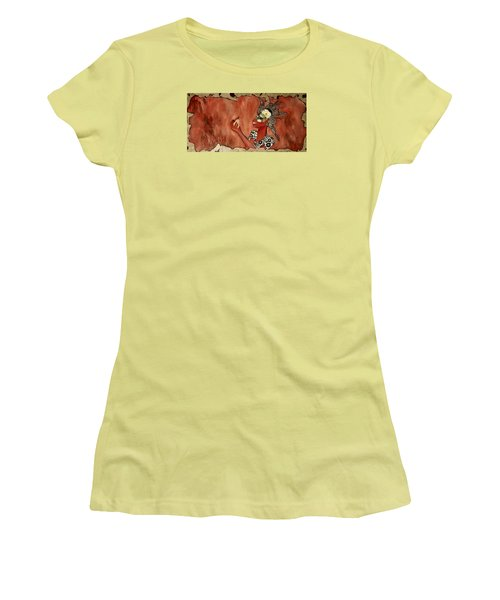 Fruit Of Simplicity Women's T-Shirt (Athletic Fit)