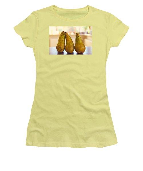 Fruity Family Women's T-Shirt (Junior Cut) by Tgchan