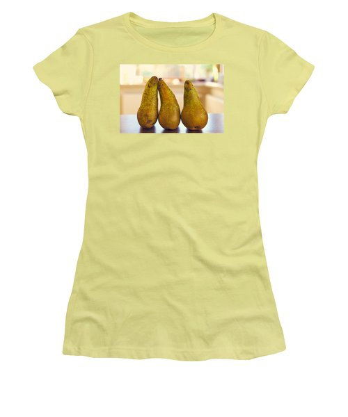 Fruity Family Women's T-Shirt (Athletic Fit)