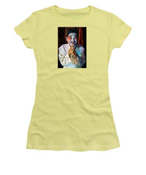 Fun At The Opera Women's T-Shirt (Junior Cut) by Ian Gledhill