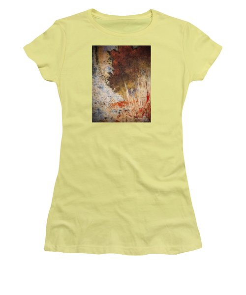 Fun By The Lake Women's T-Shirt (Junior Cut) by William Wyckoff