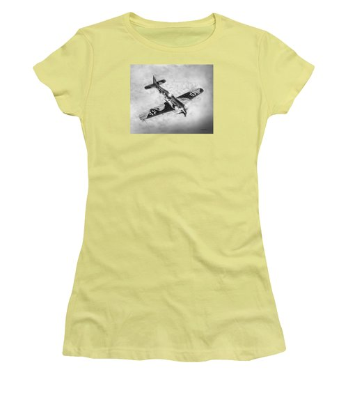 Fw-109a Women's T-Shirt (Athletic Fit)