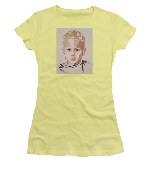 Gage Infj Women's T-Shirt (Junior Cut) by Alexandria Weaselwise Busen