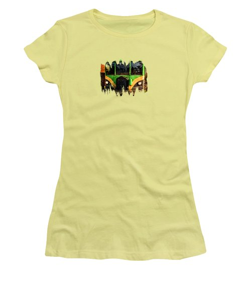 Galloping Goose Women's T-Shirt (Athletic Fit)