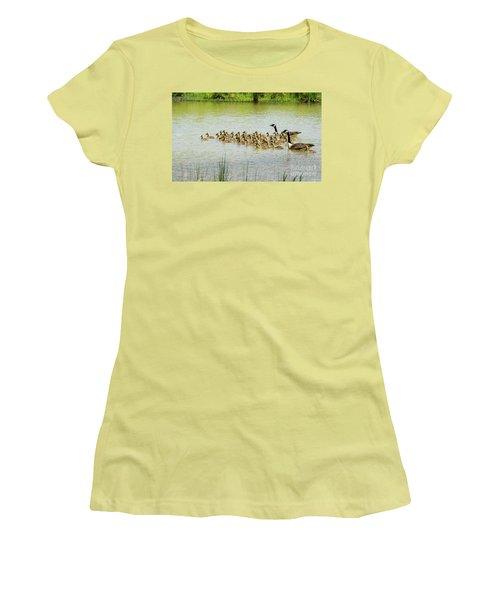 Gang Brood Women's T-Shirt (Junior Cut) by Paul Mashburn