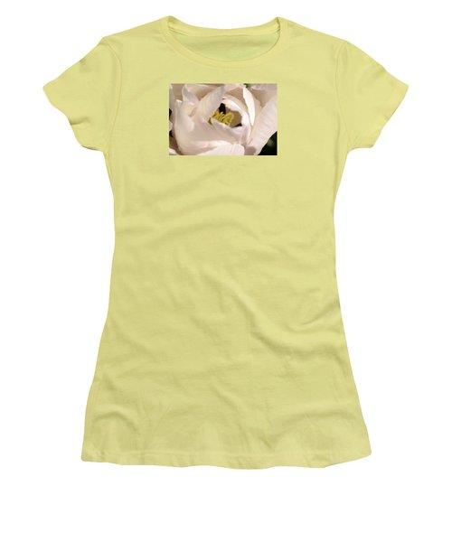 Garden Dance Women's T-Shirt (Junior Cut) by Wanda Brandon