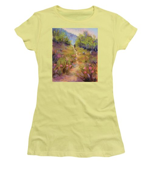 Garden Of Stone Women's T-Shirt (Athletic Fit)