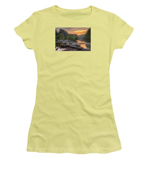 Gasconade River Women's T-Shirt (Athletic Fit)