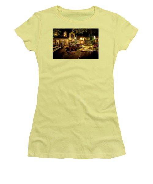 Gatlinburg 2 Women's T-Shirt (Junior Cut) by Mike Eingle