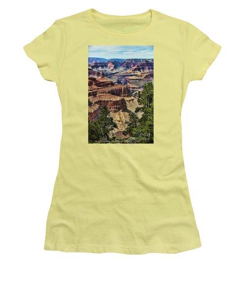 Gc 32 Women's T-Shirt (Junior Cut) by Chuck Kuhn