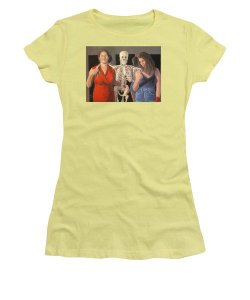 Generations #2 Women's T-Shirt (Junior Cut) by Donelli  DiMaria