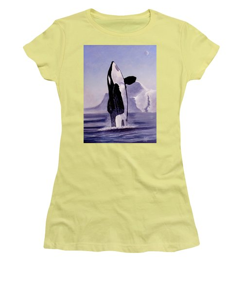 Gentle Giant Women's T-Shirt (Athletic Fit)