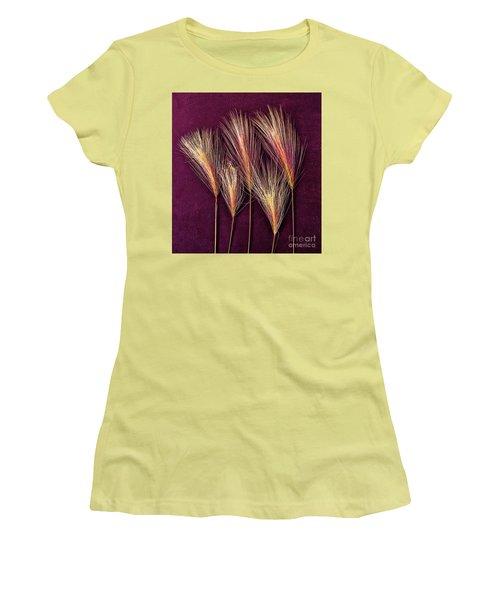 Gently Women's T-Shirt (Junior Cut) by Steven Parker